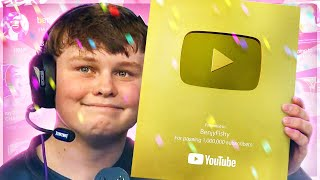 BENJYFISHY 1 MILLION SUBSCRIBER SPECIAL