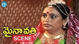 Mynavathi Movie Scenes - Chithralekha Goes Missing || Anil || Gundu Hanumantha Rao - IDREAMMOVIES