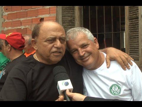 TV Costa Norte - Jogadores de Bertioga parabenizam presidente do Grêmio Caiçara