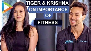 "Tiger Shroff: ""Whatever I ACHIEVED Today In my Career, is all Thanks to FITNESS""