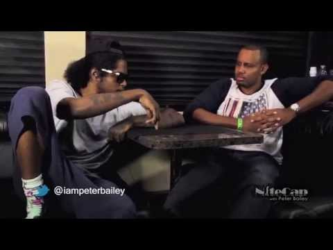 Ab-Soul - Ab-Soul On NiteCap With Peter Bailey