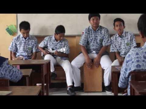 Sembilan A Band - Masa Lalu ( Ujian Praktek Seni Budaya MTsN Rungkut Surabaya )