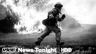 California's Largest Fire & Liberal Nazis Movie: VICE News Tonight Full Episode (HBO) - VICENEWS