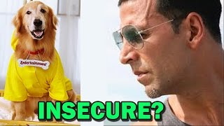 Akshay Kumar insecure of whom? | Bollywood News