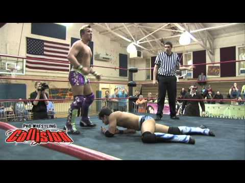 Ax Allwardt and JJ Garrett vs. Jeff O'Shea and Mallaki Mathews (COLLISION EP 5 PT 1)