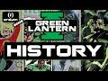 Green Lantern History