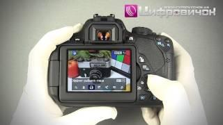 Видеообзор Canon EOS 700D