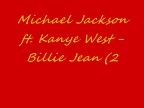Michael Jackson ft. Kanye West - Billie Jean (2008) + lyrics