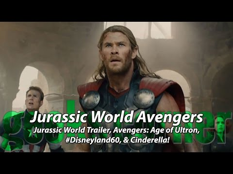 Jurassic World Avengers - Geeks Corner - Episode 430