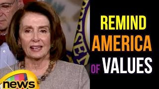 US House Minority Leader Pelosi Speech Was to Remind America of Values | Mango News - MANGONEWS