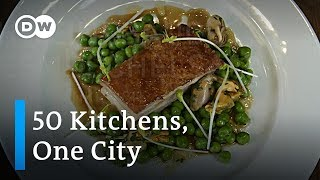 Pork belly with mussel salad, France | 50 Kitchens - DEUTSCHEWELLEENGLISH