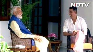 अपनी सख्त छवि के सवाल पर क्या बोले पीएम नरेंद्र मोदी? - NDTVINDIA