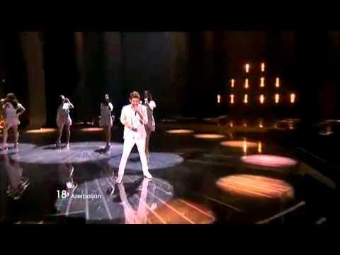 Eurovision 2011 - AZERBAIJAN | Ell/Nikki - Running Scared (1st Semi Final)