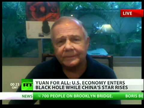 Jim Rogers on US-China trade war