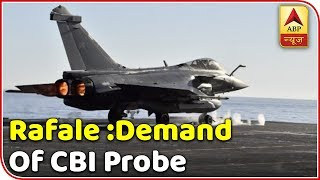 Rafale: Bhushan demands SC to order CBI register FIR - ABPNEWSTV