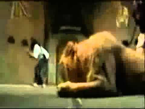 Leao ataca mulher dancando em ensaio fotografico
