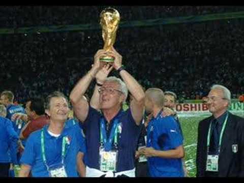Italia 2006 VM-vinnere