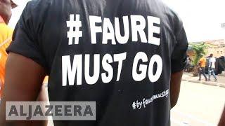 Togo's Gnassingbe resists calls to end 50-year dynasty - ALJAZEERAENGLISH