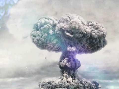 Mushroom Cloud Animation