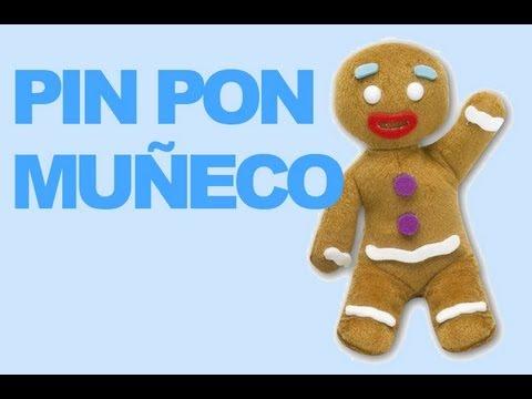 Pin Pon es un muñeco. Video Canción infantil.