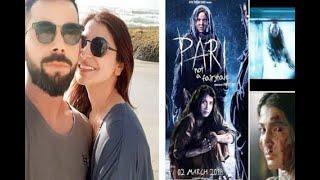 In Graphics: Pari trailer: Anushka Sharma's horror avatar 'blows away' Virat Kohli - ABPNEWSTV