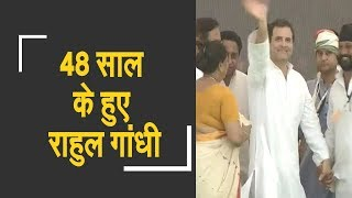Rahul Gandhi turns 48; PM Modi prays for his 'long and healthy life' | 48 साल के हुए राहुल गांधी - ZEENEWS