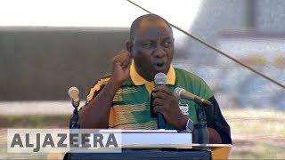 The new ANC: Calls for South African 🇿🇦 leadership change - ALJAZEERAENGLISH
