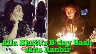 Alia Bhatt's B'day Bash has Neetu Kapoor not Ranbir Kapoor - BOLLYWOODCOUNTRY