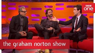 Jack Whitehall's royal comedy gig didn't go well - The Graham Norton Show: 2017 - BBC One - BBC