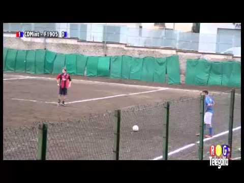 Calcio Città di Minturnomarina - Formia 1905 Calcio