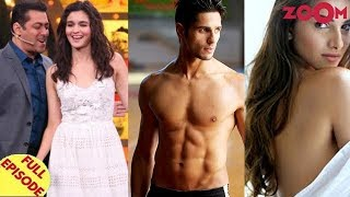 Salman & Alia to pair up for SLB's 'Inshallah' | Sidharth & Tara seeing each other? & more - ZOOMDEKHO