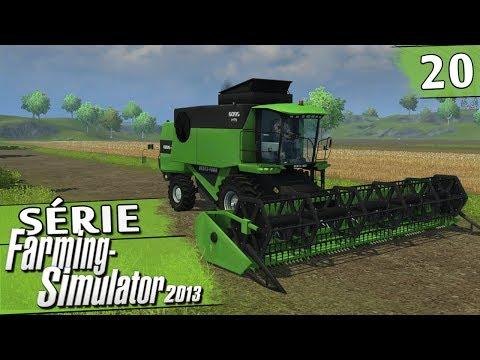 Farming Simulator 2013 - Comprando Colheitadeira