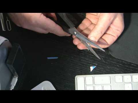 Obrezovanje SIM kartice za iPad
