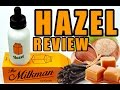 HOLY **** - HAZEL BY THE MILKMAN - MY FAVORITE JUICE EVER??!! THE DRIP CLUB CAME THROUGH