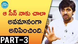 Actor Priyadarshi & Director Raj Rachakonda Interview Part #3 || Talking Movies With iDream - IDREAMMOVIES