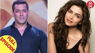 Salman Khan Signs 'Dus Ka Dum' For His Fans | Deepika Not Getting Intersting Film Offers & More - ZOOMDEKHO