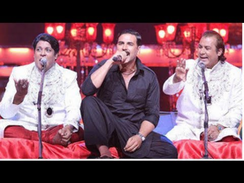 Akshay Kumar to sing Qawali on small screen