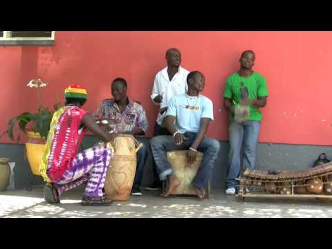 Gouda Traditional Music Jam @ The Swiss School, Accra, Ghana