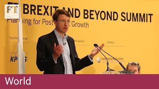 Brexit: John Lewis and Siemens warn government - FINANCIALTIMESVIDEOS