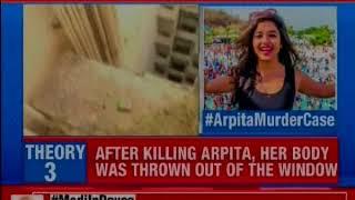 Mumbai: NewsX reports from Manavsthal Apartments where Arpita Tiwari was brutally murdered - NEWSXLIVE