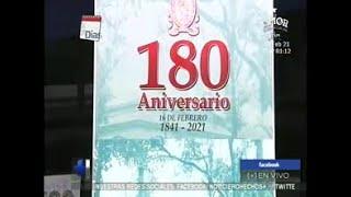 La Universidad de El Salvador cumple 180 años de su fundación