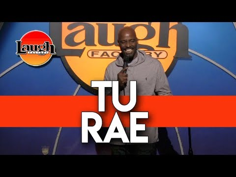 connectYoutube - Tu Rae | Too Old For Milk | Laugh Factory Stand Up Comedy