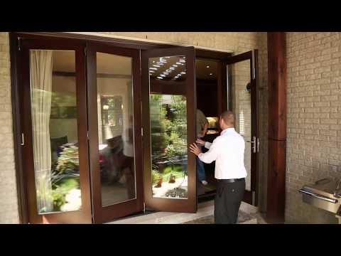 Amberwood Doors Inc. - Bi-Folding Systems