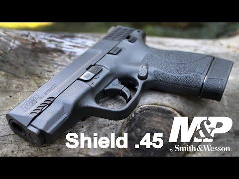 Smith & Wesson M&P Shield in .45 ACP