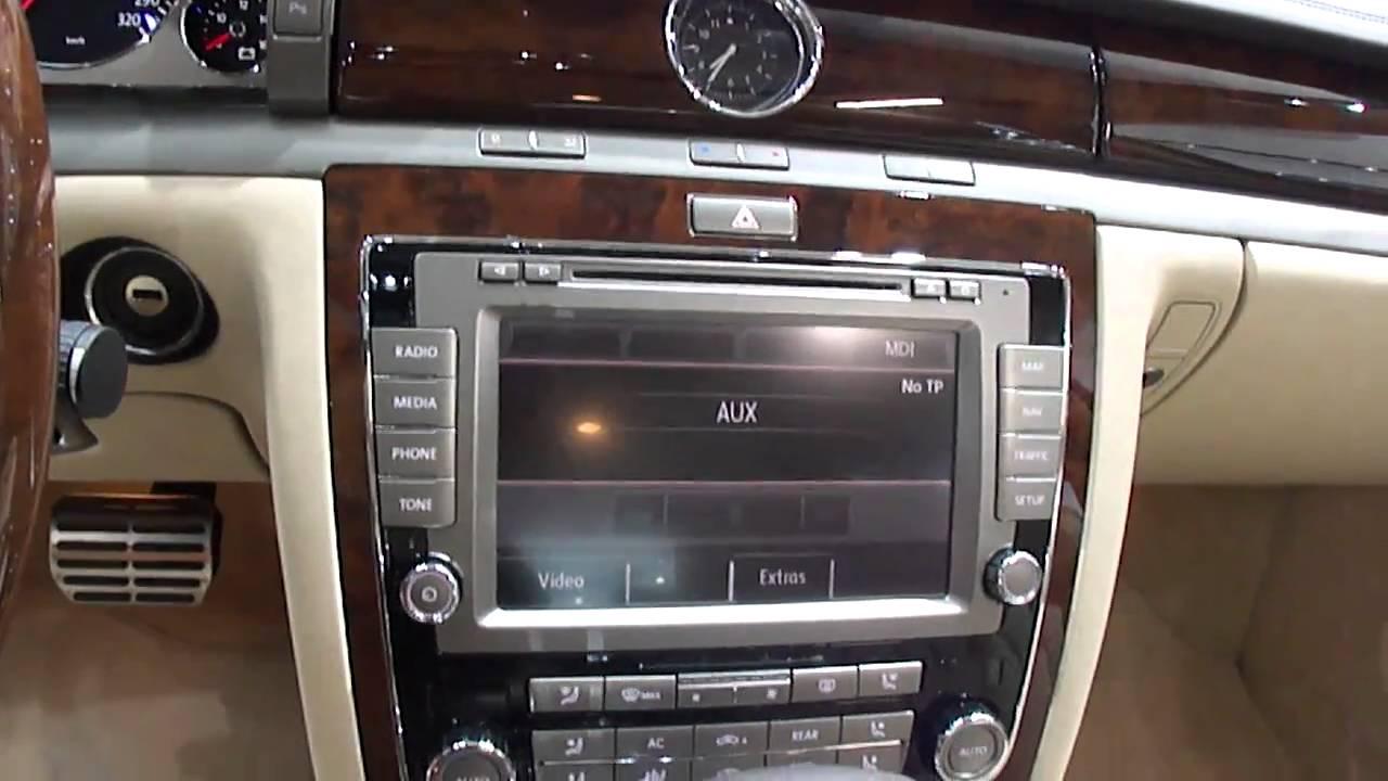 ವೋಕ್ಸ್ವ್ಯಾಗನ್ ಫೀಟಾನ್ 2011 ಎಟಿ qatar motor show