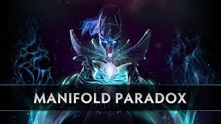 Dota 2 Phantom Assassin - Manifold Paradox (Arcana item)