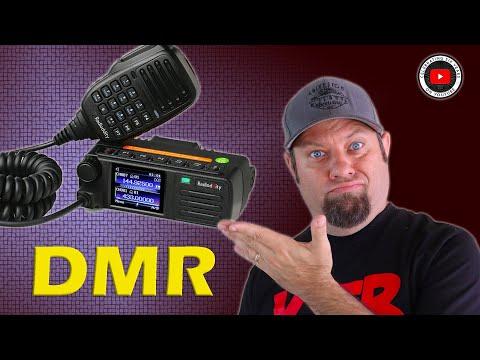 Radioddity REVEALS DB25-D Mini Mobile DMR Radio | First Look!