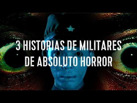 3 HISTORIAS DE MILITARES QUE TE HELARÁN LA SANGRE (REALES)