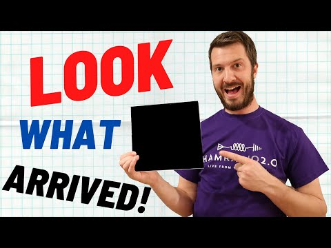 Ham Radio 2.0 Mystery Box Opening!   You Won't BELIEVE How Much it Cost to Ship!