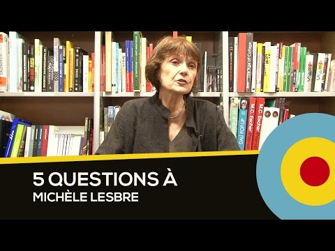 Vidéo de Michèle Lesbre